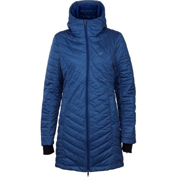 Dámský kabát 2117 EGGBY tmavě modrá