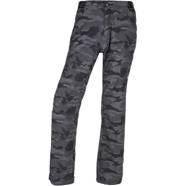 Pánské outdoorové kalhoty KILPI MIMICRI-M tmavě šedá
