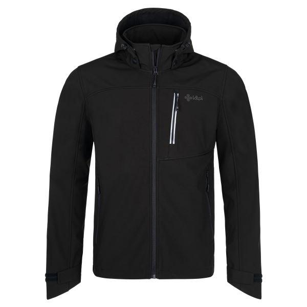 Pánská softshellová bunda KILPI RAVIO-M černá