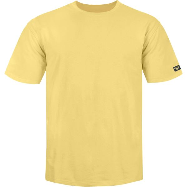 Pánské tričko BUSHMAN BRADY žlutá