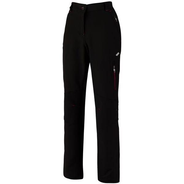 Dámské softshellové kalhoty Regatta Womens Questra černá