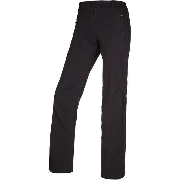 Pánské outdoorové kalhoty KILPI LAGO-M černá (nadměrná velikost)