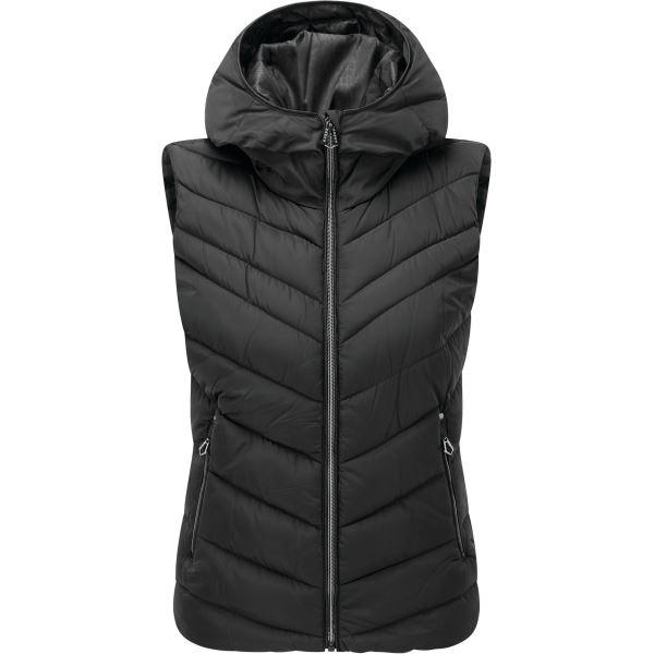 Dámská zimní vesta Dare2b COMPLICATE černá