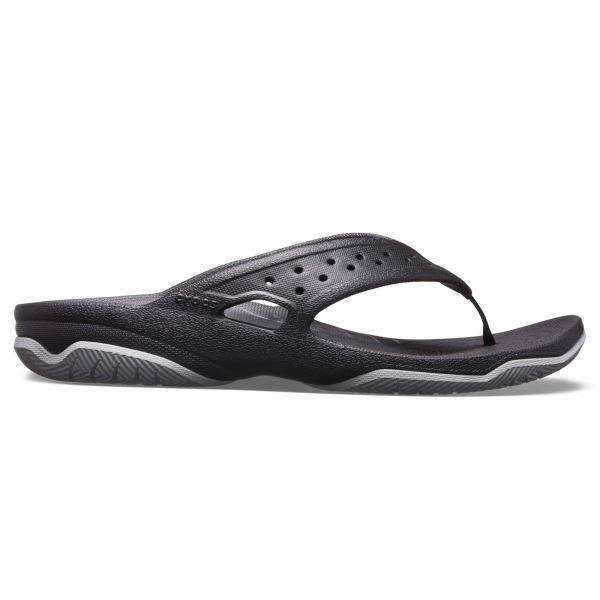 Pánské žabky Crocs SWIFTWATER černá