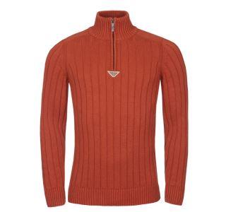 Pánský svetr BUSHMAN CAMERUN oranžová