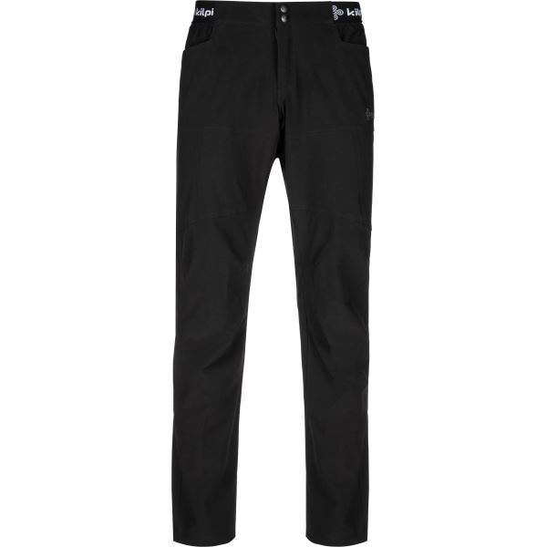 Pánské outdoorové kalhoty KILPI TAKAKA-M černá