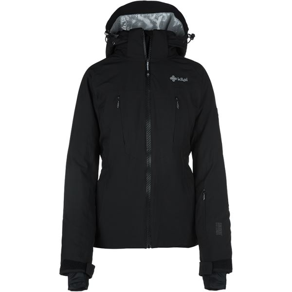 Dámská zimní lyžařská bunda KILPI ADDISON-W černá