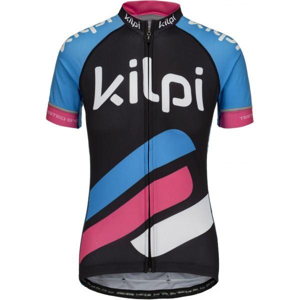 Dámský cyklistický dres KILPI CORRIDOR-W modrá