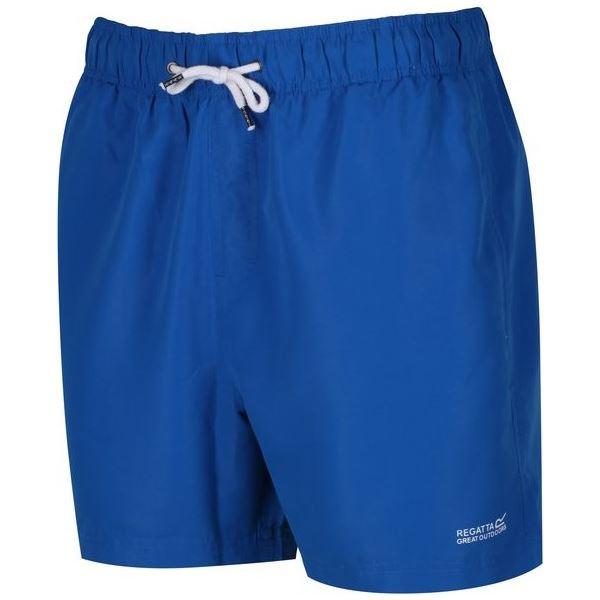 Pánské koupací šortky Regatta MAWSON modrá