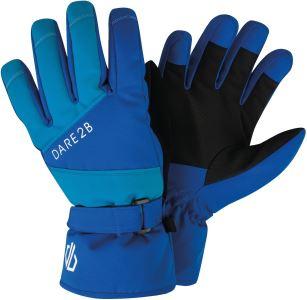Dětské lyžařské rukavice Dare2b FULGENT modrá