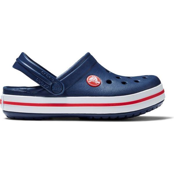 Dětské boty Crocs CROCBAND CLOG K tmavě modrá/červená