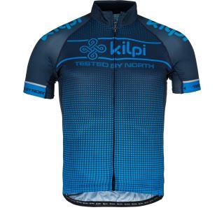 Pánský cyklistický dres KILPI ENTERO-M modrá (kolekce 2019)