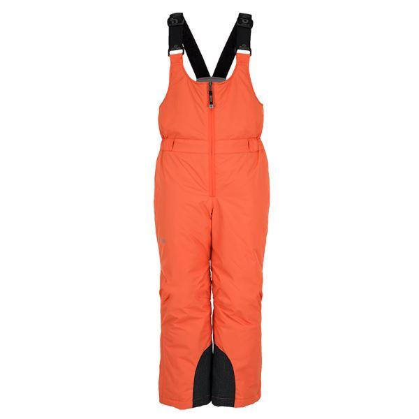 Dětské zimní lyžařské kalhoty KILPI DARYL-JB oranžová