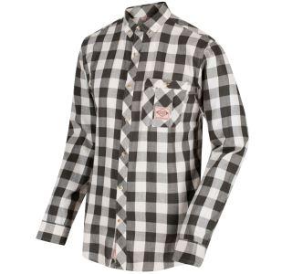 Pánská košile Regatta LOMAN tmavě khaki