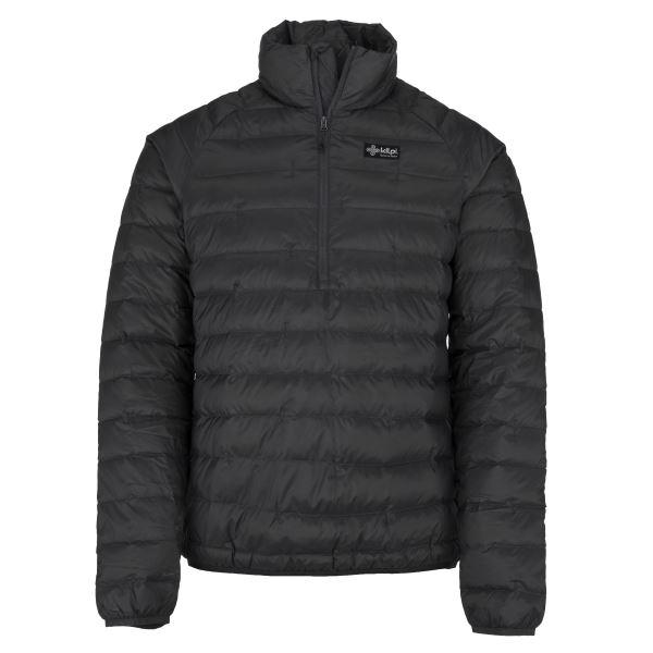 Pánská prošívaná bunda KILPI EDMON-M tmavě šedá