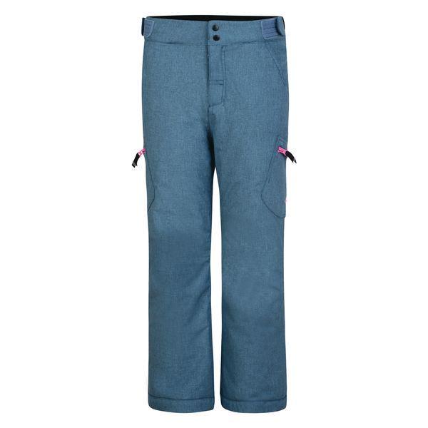 Dětské zimní kalhoty Dare2b SPUR modrá/růžová
