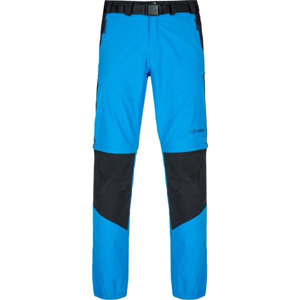 Pánské outdoorové kalhoty KILPI HOSIO-M modrá