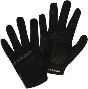 Pánské cyklistické rukavice Dare2b SEIZE černá