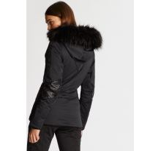 Dámská zimní bunda Dare2b EMPEROR černá