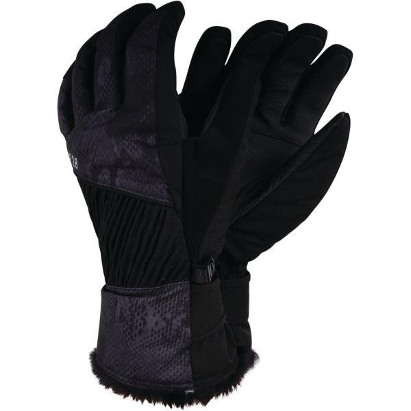 Dámské lyžařské rukavice Dare2b DARING černá