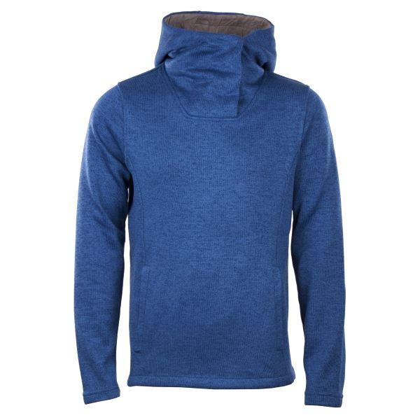 Pánská fleecová mikina 2117 TOFTBYN modrá