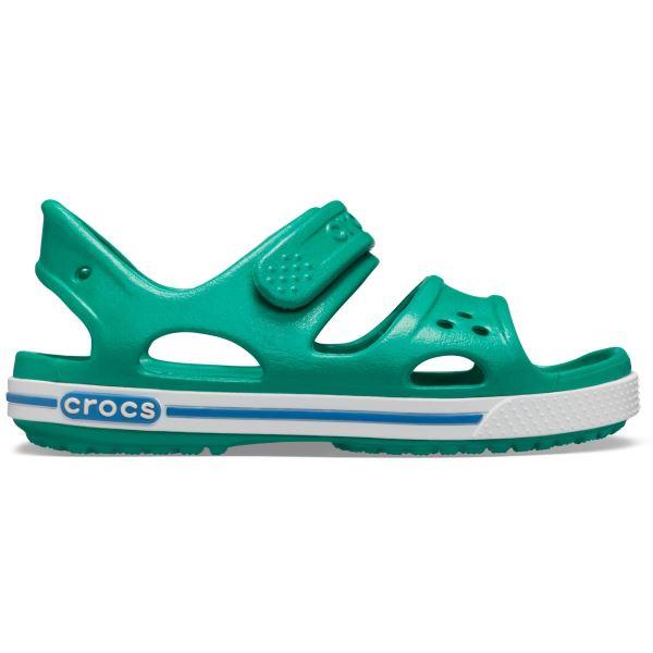 Dětské sandály Crocs CROCBAND II zelená