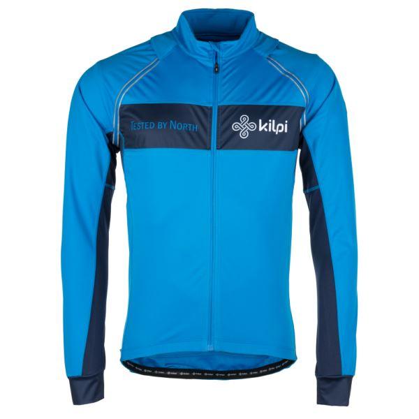 Pánská funkční bunda KILPI ZESTER-M modrá (kolekce 2019)