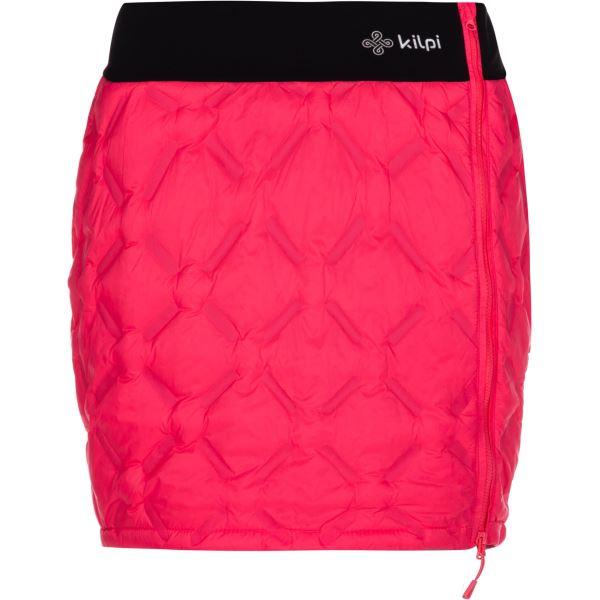 Dámská zimní sukně KILPI TANY-W růžová