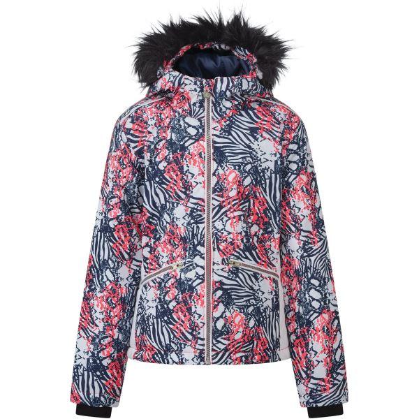 Dětská zimní bunda Dare2b FAR OUT růžová