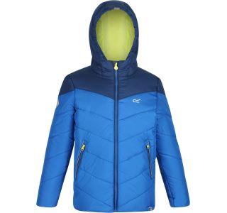 Dětská zimní bunda Regatta LOFTHOUSE III modrá