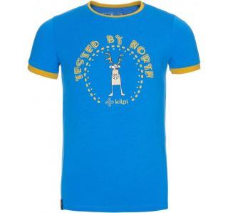 Dětské tričko KILPI MERCY-JB modrá