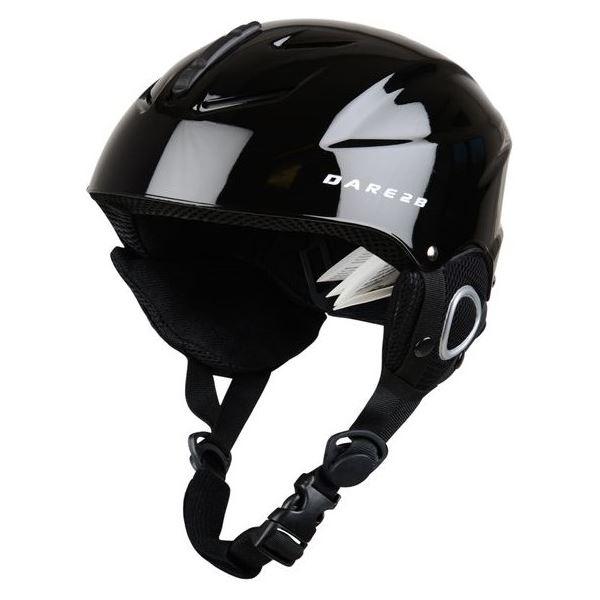 Dětská lyžařská helma Dare2b SCUDO černá