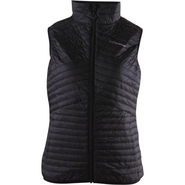 Dámská prošívaná vesta 2117 AXTORP černá