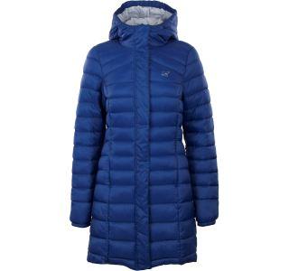Dámský zimní kabát 2117 DALEN modrá