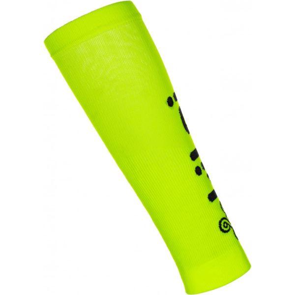 Unisex kompresní návleky KILPI DOMET-U žlutá