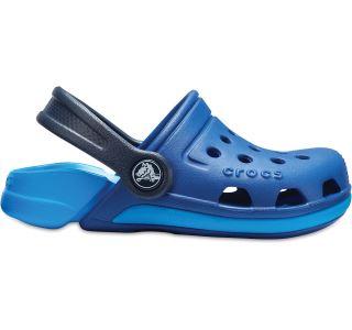 Dětské boty Crocs Kids' Electro III Clogs modrá