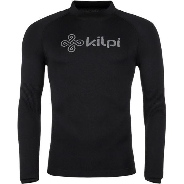 Pánské termo triko KILPI DIVIDE-M černá