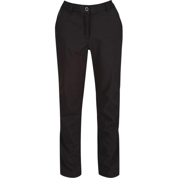 Dámské softshellové kalhoty Regatta FENTON černá