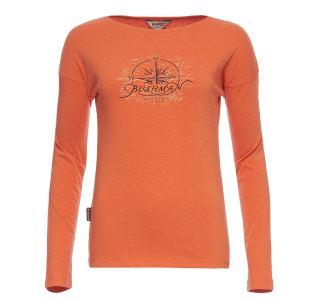Dámské tričko BUSHMAN CALISTOGA oranžová