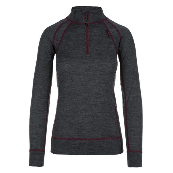 Dámské termo tričko KILPI JAGER-W tmavě šedá