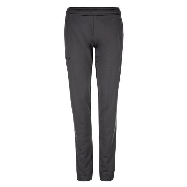 Dámské kalhoty KILPI MATTY-W tmavě šedá