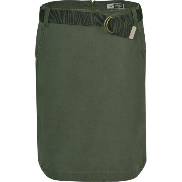 Dámská sukně BUSHMAN SUMATRA tmavě zelená
