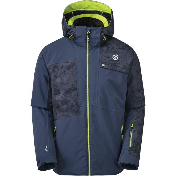 Pánská zimní bunda Dare2b TESTAMENT tmavě modrá