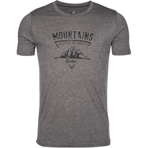 Pánské tričko KILPI GAROVE-M černá