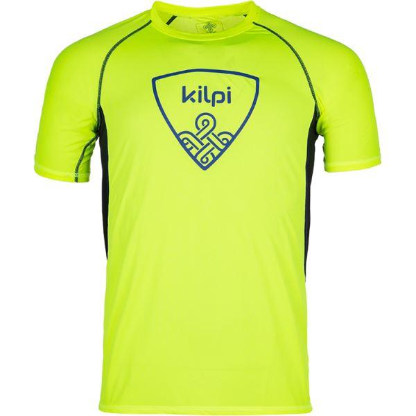 Pánské tričko KILPI LITYS-M žlutá