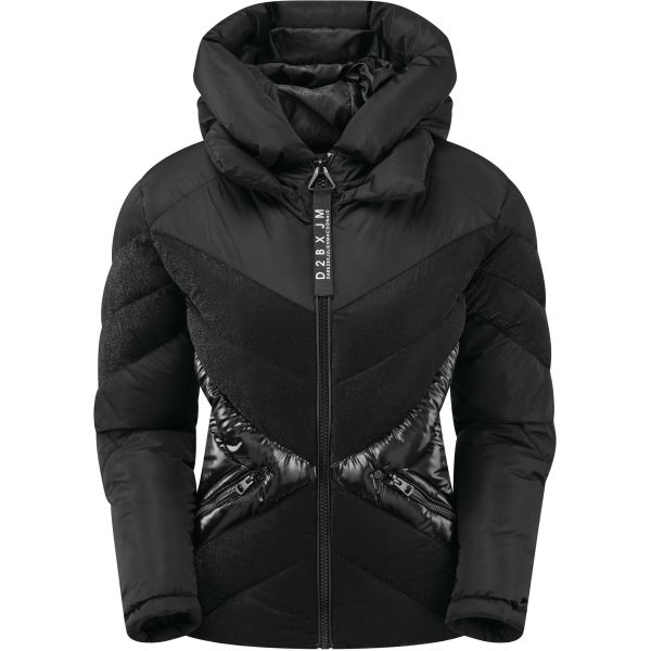 Dámská prošívaná bunda Dare2b MAGISTERIAL černá