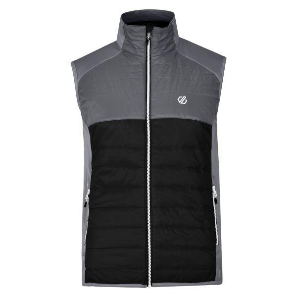 Pánská vesta Dare2b COORDINATE Vest šedá/černá
