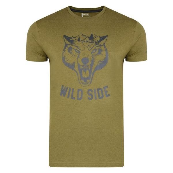 Pánské tričko Dare2b WILD zelená