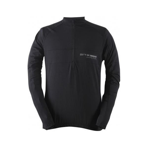 Pánské funkční tričko 2117 HYRINGA černá