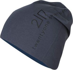 Unisex čepice 2117 SAREK inkoustově šedá
